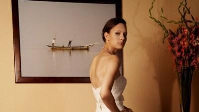 Suknia  ślubna frimy Annais Bridal, model MARYS