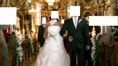 Suknia ślubna GALA JUKA