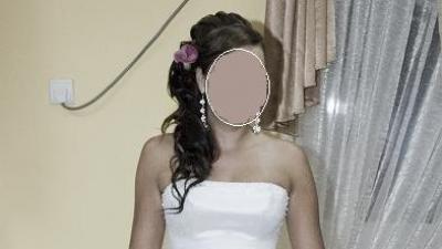Suknia ślubna GALA model ORIANE-A