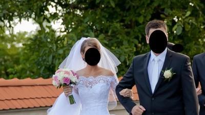 Suknia ślubna Giovani Angel by Viola Piekut+DODATKI