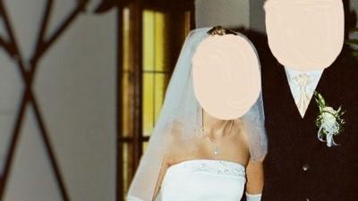Suknia ślubna- gorąco polecam:)