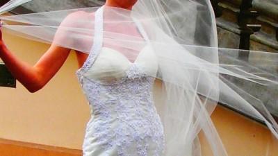 Suknia ślubna Grappa