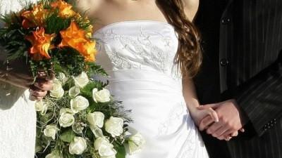 Suknia ślubna + gratis welon i bolerko!