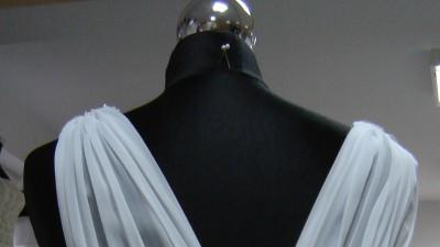 Suknia Ślubna Greczynka Biel r.44-46 Piękna!!!
