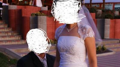 Suknia ślubna Heidi
