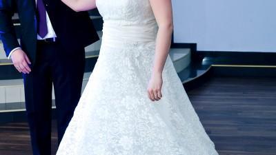 Suknia ślubna Heliore, Maggio Ramatti, roz. 40