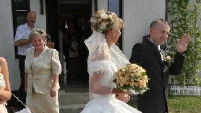 Suknia ślubna Herm's