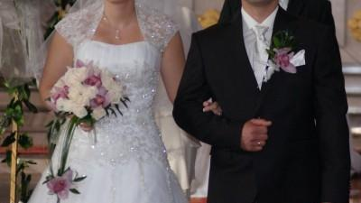 Suknia ślubna Herm's Geremia