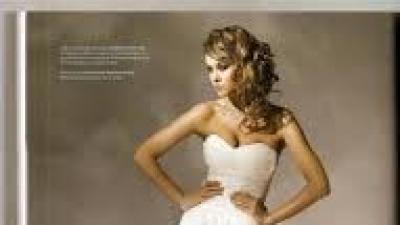Suknia ślubna Herm's Vanimo, rozm. 36, st. idealny