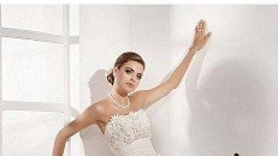 Suknia ślubna Herms model Broche rozmiar 40/42