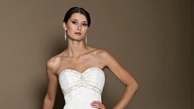 Suknia ślubna Herms, model Emele