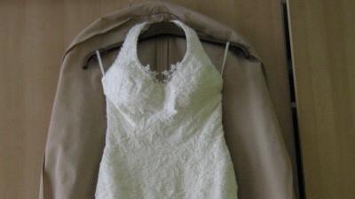 Suknia ślubna Hilange kolekcja Mariees de Paris Cymbeline
