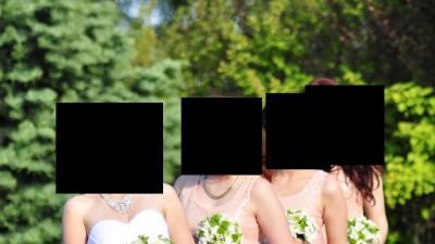 Suknia ślubna - hiszpanka
