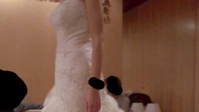 suknia ślubna - hiszpańska marka Pronovias :)