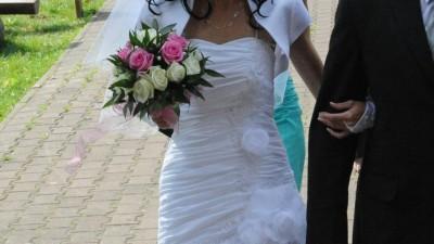 Suknia ślubna Igar - syrenka