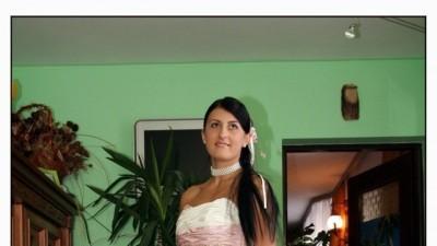 Suknia ślubna Iman-Madame Zaręba
