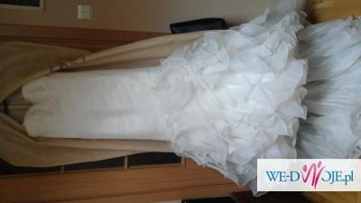 Suknia ślubna impresja cymbeline