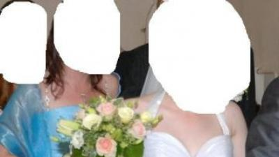 Suknia ślubna Isabel de Mestre model Madonna
