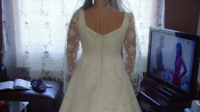 Suknia slubna - Ivory