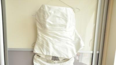 Suknia ślubna ivory rozmiar 38