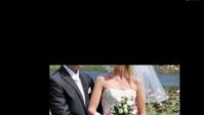 Suknia ślubna jak z bajki