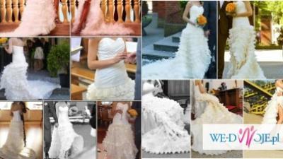 suknia slubna Janessa 2010