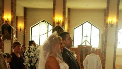 Suknia Ślubna Jaśmin rozmiar 42