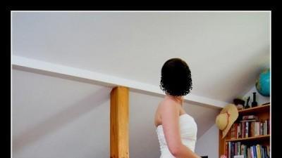Suknia ślubna Jasmine, model F868