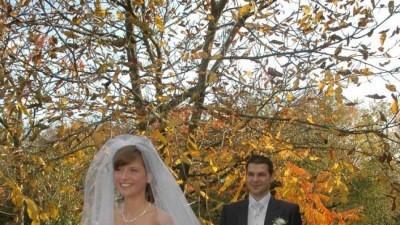 Suknia ślubna jednoczęściowa, r36, tylko 400zł