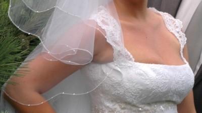 Suknia ślubna Julia Rosa kolekcja 2009 !!!!! SUPER OKAZJA