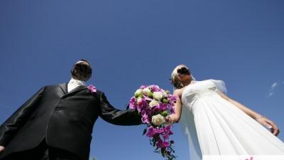 Suknia ślubna Julia Rosa model 127; rozmiar 38
