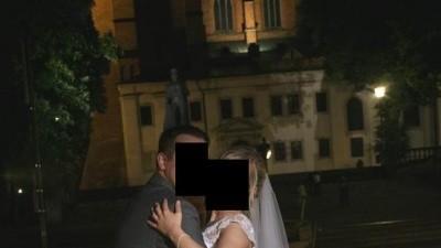 Suknia ślubna Julia Rosa model 77