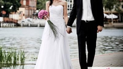 Suknia ślubna Julia Rosa POZNAŃ rozm. 34/36