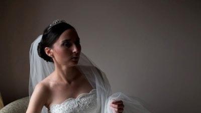 Suknia ślubna  Justin Aleksander 2008 r. nr 8313