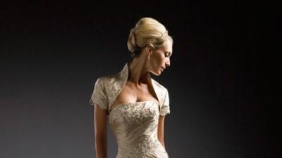 Suknia Ślubna JUSTIN ALEXANDER 2009