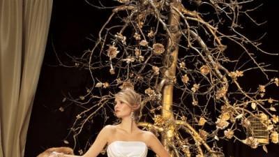 Suknia ślubna Justin Alexander 8232