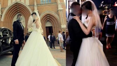 suknia ślubna Justin Alexander 8716, rozmiar 36-38