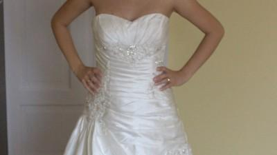 Suknia ślubna JUSTIN ALEXANDER model 8428