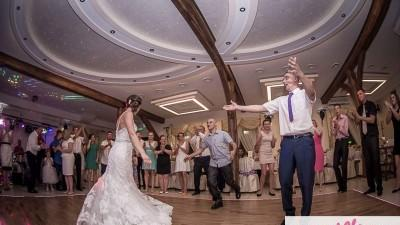 suknia ślubna Justina Alexandra r.36