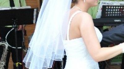 Suknia ślubna Kamilla z MS Moda 2012
