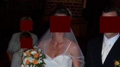Suknia ślubna Kardinale - Papa Michel + dodatki! rozm.38