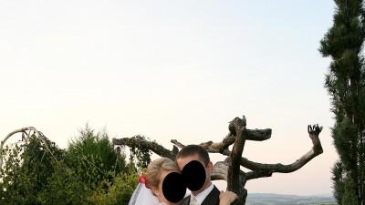 Suknia Ślubna KAREEN Hiszpanka  !!