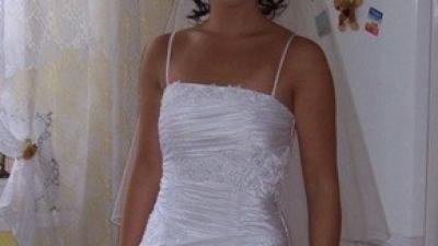 Suknia ślubna Karina Vintage