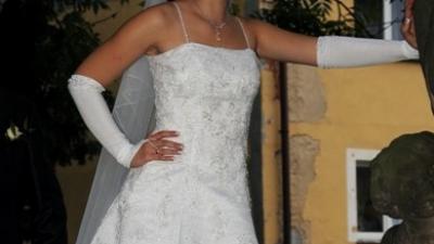 suknia ślubna - KATRINA