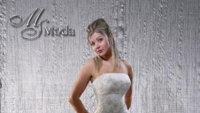 Suknia ślubna kolekcja 2010 Moda Ślubna