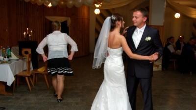 suknia ślubna kolekcji SAN PATRICK