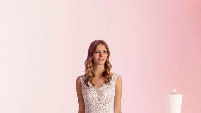 suknia ślubna koronkowa boho rozmiar 40 model 2018!