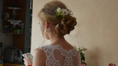 Suknia ślubna Koronkowa Princessa Ivory
