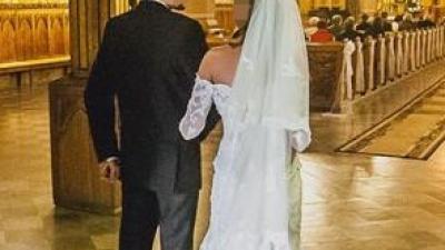 Suknia Ślubna Koronkowa White One 424/ Pronovias India