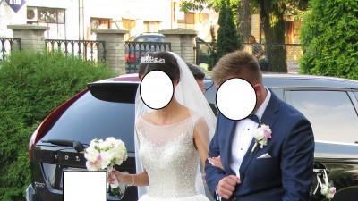Suknia ślubna Księżniczka.  Allure Bridals